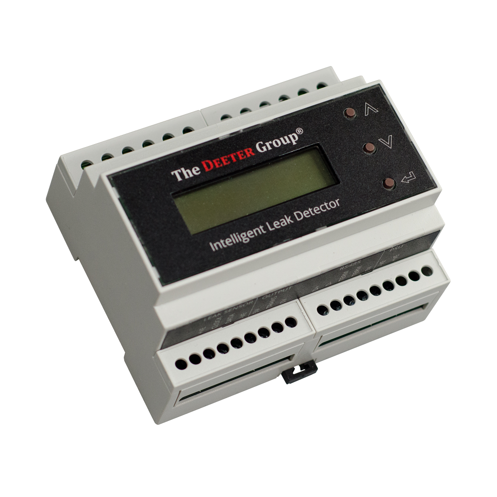 leak detection system controller