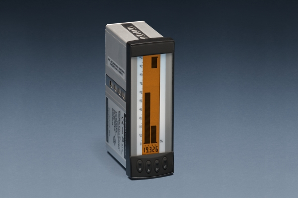 Intrinsically Safe 4-20ma Loop Powered Bargraph Indicator  Panel Mounting