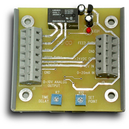 ultrasonic set point controller