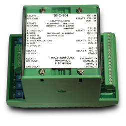 ultrasonic set point controllers